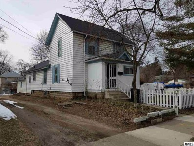 1122 S Jackson St, City Of Jackson, MI 49203 - MLS#: 55201802809
