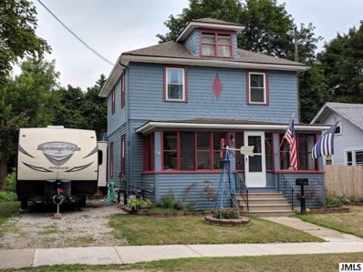 606 W Prospect St, City Of Jackson, MI 49203 - MLS#: 55201802810
