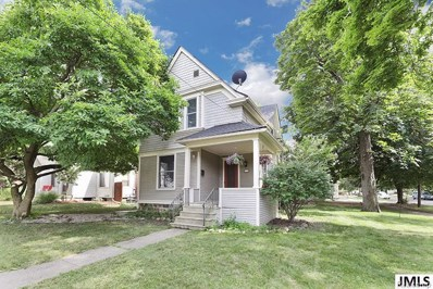 815 W Washington Ave, City Of Jackson, MI 49203 - MLS#: 55201802837