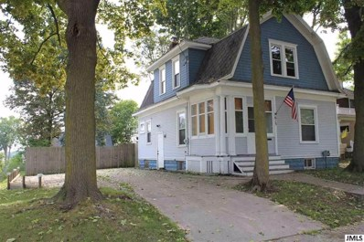 615 Lansing Ave, City Of Jackson, MI 49202 - MLS#: 55201802923