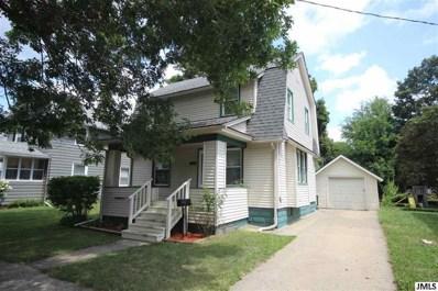 117 N Durand St, City Of Jackson, MI 49202 - MLS#: 55201802932
