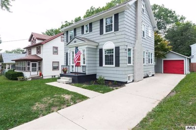 740 Woodlawn Ave, City Of Jackson, MI 49203 - MLS#: 55201803049
