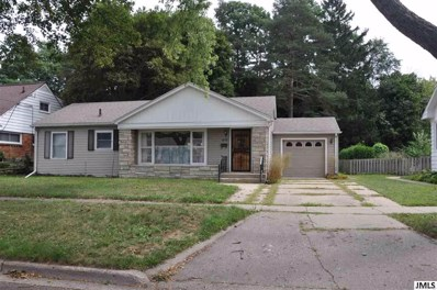 1219 S Bowen St, City Of Jackson, MI 49203 - MLS#: 55201803228