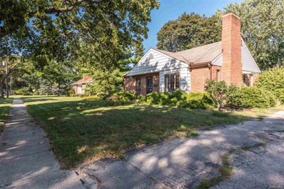 1021 S Thompson St, City Of Jackson, MI 49201 - MLS#: 55201803311