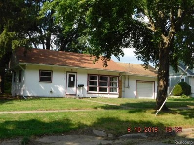 1209 Barnes St, City Of Albion, MI 49224 - MLS#: 55201803327