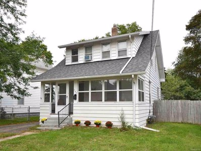 744 Douglas St, City Of Jackson, MI 49203 - MLS#: 55201803368