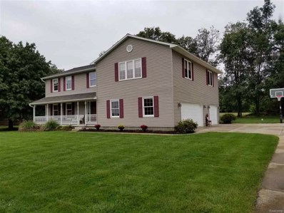 6046 Kelly Dr, Napoleon, MI 49201 - MLS#: 55201803374