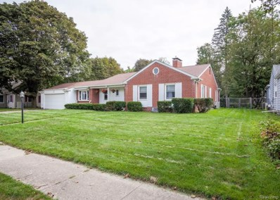 1041 S Thompson St, City Of Jackson, MI 49203 - MLS#: 55201803439