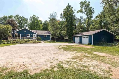 1803 Greys Lake Rd, Fayette, MI 49250 - MLS#: 55201803544