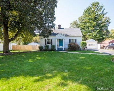 852 Springcrest Blvd, Summit, MI 49203 - MLS#: 55201803545