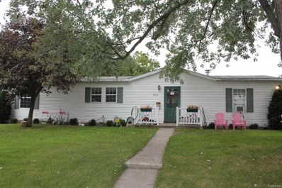 516 E Argyle, None, MI 49202 - MLS#: 55201803735