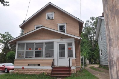 141 E Prospect St, City Of Jackson, MI 49203 - MLS#: 55201803971