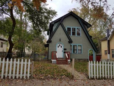 1035 Maple Ave, City Of Jackson, MI 49203 - MLS#: 55201804054