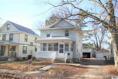 1030 Woodbridge St, City Of Jackson, MI 49203 - MLS#: 55201900021