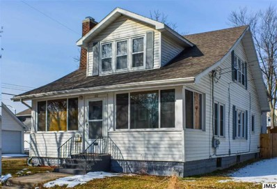 104 N Higby, City Of Jackson, MI 49202 - MLS#: 55201900753