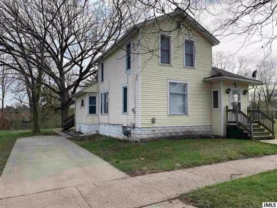 705 Oakhill Ave, City Of Jackson, MI 49201 - MLS#: 55201901360