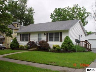 623 Webb, City Of Jackson, MI 49202 - MLS#: 55201902088