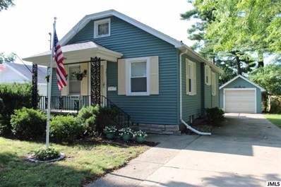 541 St Clair, City Of Jackson, MI 49202 - MLS#: 55201902793