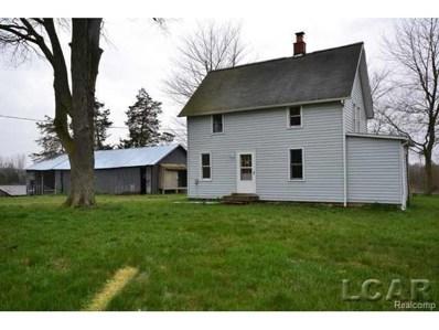 9078 Round Lake Hwy., Woodstock Twp, MI 49220 - MLS#: 56031324090