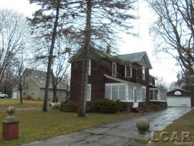 405 W Patterson St, Tecumseh, MI 49286 - MLS#: 56031338703