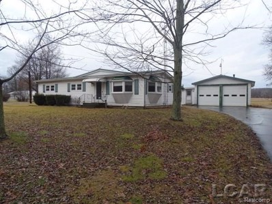 1850 Sutton, Raisin Twp, MI 49221 - MLS#: 56031340528