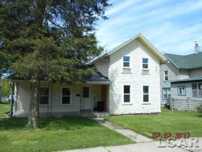 314 N Maple Grove, Hudson, MI 49247 - MLS#: 56031341956