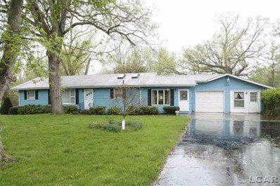 11801 Wamplers Lake Road, Norvell Twp, MI 49230 - MLS#: 56031347254