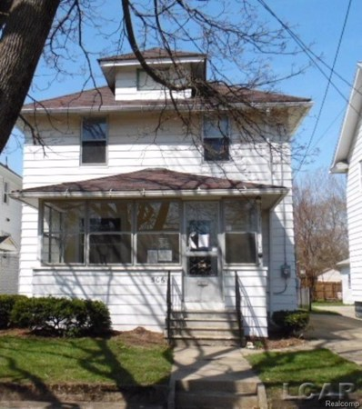506 Orange St, Jackson, MI 49202 - MLS#: 56031347579