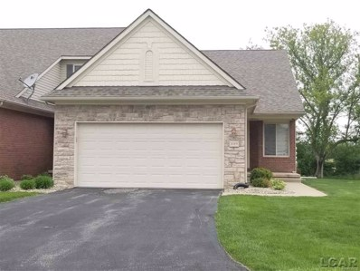 1019 Meadow View Drive UNIT Unit #4>, Tecumseh, MI 49286 - MLS#: 56031348015