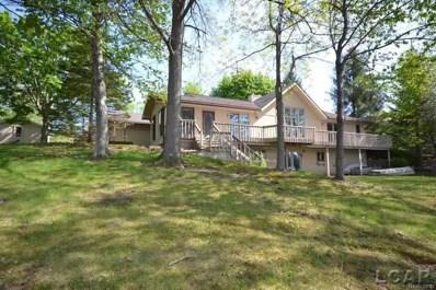 460 Harris Drive, Woodstock Twp, MI 49233 - MLS#: 56031348083