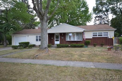 704 Center Drive, Tecumseh, MI 49286 - MLS#: 56031355362