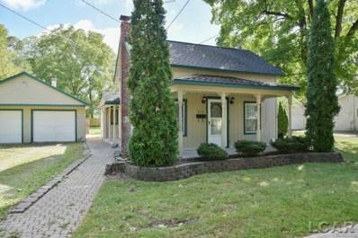210 N Van Buren St, Tecumseh, MI 49286 - MLS#: 56031359507