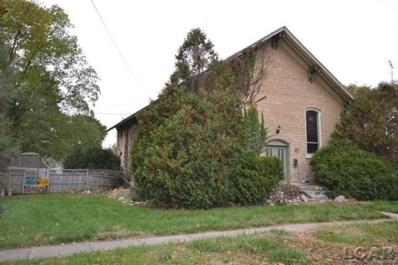 111 N Union Street, Tecumseh, MI 49286 - MLS#: 56031364270