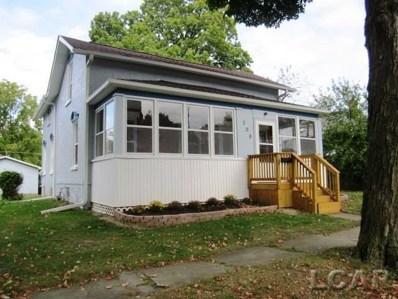 308 Seward Street, Hudson, MI 49247 - MLS#: 56031396022