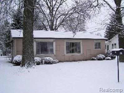 5912 Oakwood, Monroe, MI 48161 - MLS#: 57003451452