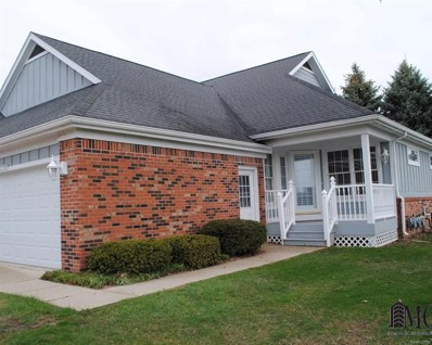 1103 Meadowlands Ct UNIT 44-G, Monroe, MI 48161 - MLS#: 57003452202