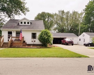 3328 4TH St, Monroe, MI 48162 - MLS#: 57003452629
