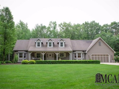 4393 Piehl Rd, Ottawa Lake, MI 49267 - MLS#: 57003452631