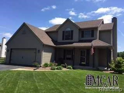 7226 Hunters Run, Bedford Twp, MI 48182 - MLS#: 57021424794