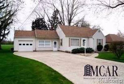 5405 Vineyard Dr, Monroe, MI 48161 - MLS#: 57021489492
