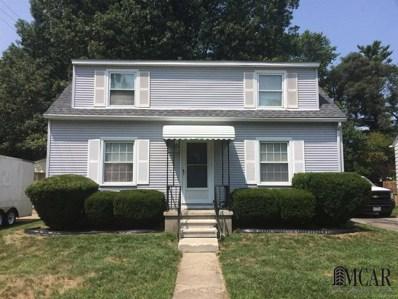 15391 Dayton Rd, Monroe, MI 48161 - MLS#: 57021496473