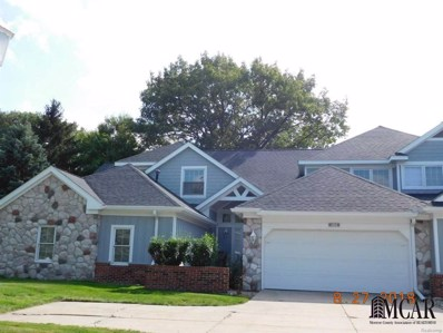 102 Meadowlands, Monroe, MI 48161 - MLS#: 57021497967
