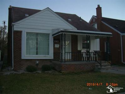 1365 Moran, Lincoln Park, MI 48146 - MLS#: 57031375734