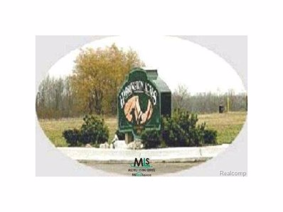 Puddles Street Lot 5, Croswell, MI 48422 - MLS#: 58000907859