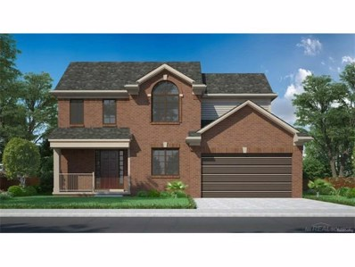 28731 Rose Way UNIT Lot 80, Chesterfield Twp, MI 48047 - MLS#: 58031301128