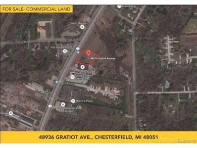 48936 Gratiot, Chesterfield Twp, MI 48051 - MLS#: 58031307058