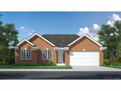 28635 Rose Way UNIT Lot 72, Chesterfield Twp, MI 48047 - MLS#: 58031310835