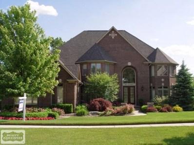 877 Quarry, Rochester Hills, MI 48306 - MLS#: 58031316039