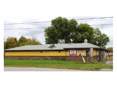5359 County Line Road, Casco Twp, MI 48064 - MLS#: 58031318548