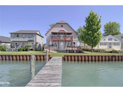 8364 Middle Channel, Clay Twp, MI 48028 - MLS#: 58031320051